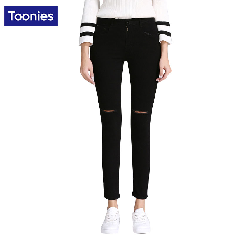 Online Get Cheap Ripped Black Jeans -Aliexpress.com | Alibaba Group