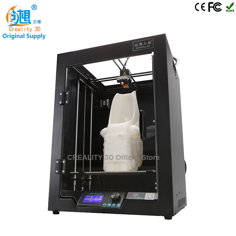 CREALITY 3D CR 3040 Full Assembled Large 3D Printer Aluminum Extruder With upgraded Industrial grade PCB