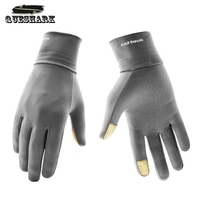 Winter Touch Screen Cycling Gloves Fleece Thermal Warm Sports Bike Gloves Full Finger Motorcycle Cycling Bicycle