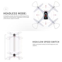 SYMA Wireless Remote Control Drone X15 RTF 4CH 6-axis Gyro Altitude Hold One Key to Take off 3D Rollover 2.4GHz RC Quadcopter