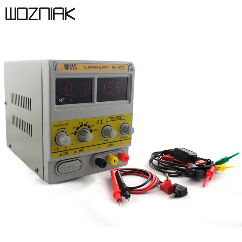 DHL Free Shipping Mobile Phone Repair Test Regulated DC Power Supply LED Display Signal Detecting Instrument