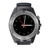 Оригинальные Водонепроницаемые часы smart Электроника android 1.54 дюймов SmartWatch телефон Bluetooth спортивные браслет карты вызова шагомер