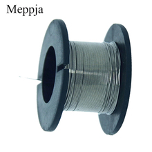 1PCS/30meters 26g Nichrome wire Diameter 0.4MM kanthal-a1 DIY Manufacturing Heating Resistance Alloy heating yarn