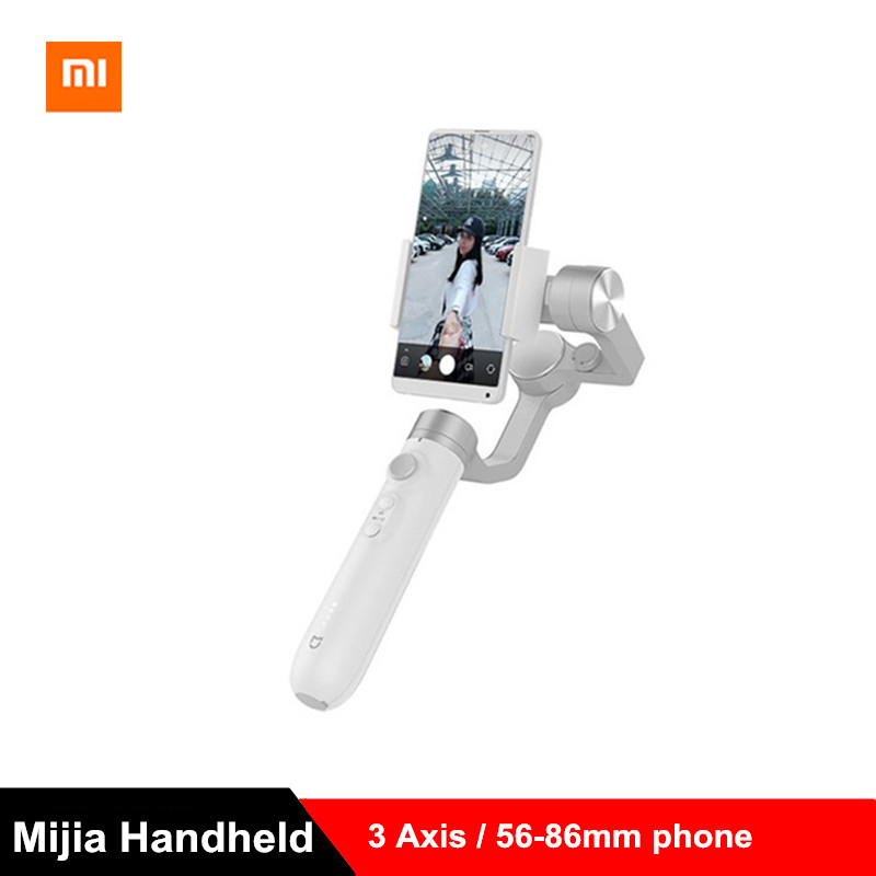 Xiaomi Mijia 3 Axis Handheld Gimbal Stabilizer 5000mAh Battery For Action Camera And Phone Stabilizer VS Feiyu Tech ZHI YUN