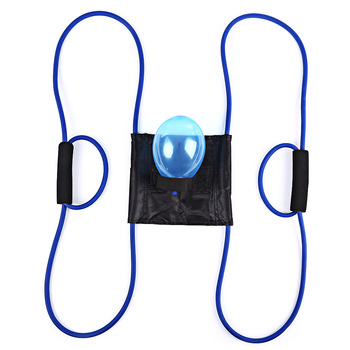 Удобный веревку мышцы разработчик Съемник Эспандеры шарик воды Launcher с Шарики руки ноги упражнения Фитнес оборудования