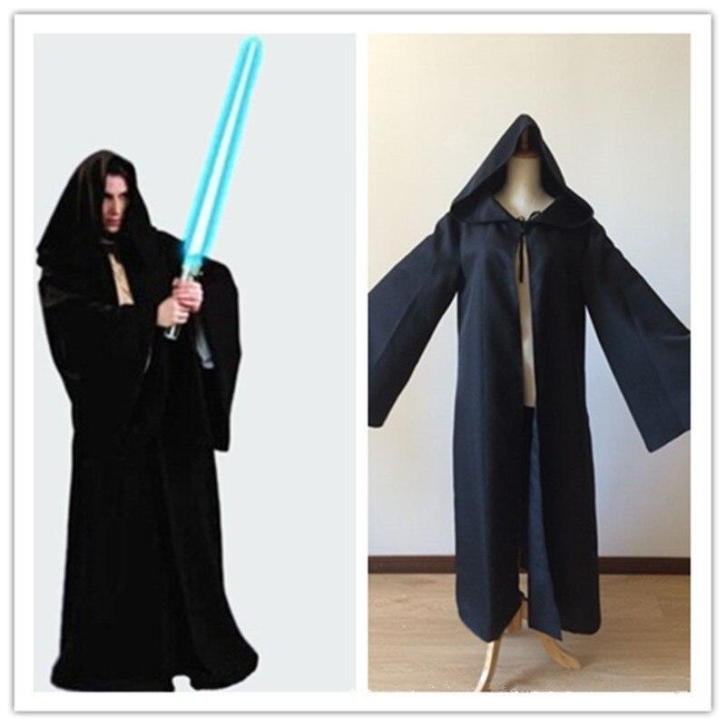 ୧ʕ ʔ୨Nueva llegada Star Wars Darth Vader Jedi manteau con capucha ...