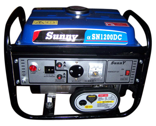 For South Africa Market Hot sales 2015 good quality 650w simily 1KW outlook gasoline powerful generator (SN1500)