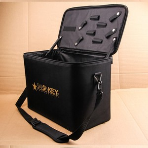 Image 4 - Professional Multifunction 2 Layers Hairdressing kit Bag Large Capacity Tools Case thickening waterproof scissors bag