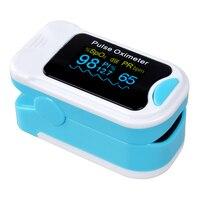 ELERA New Digital Finger Pulse Oximeter Portable Fingertip Pulsioximetro A Finger SPO2 PR PI Oximetro De