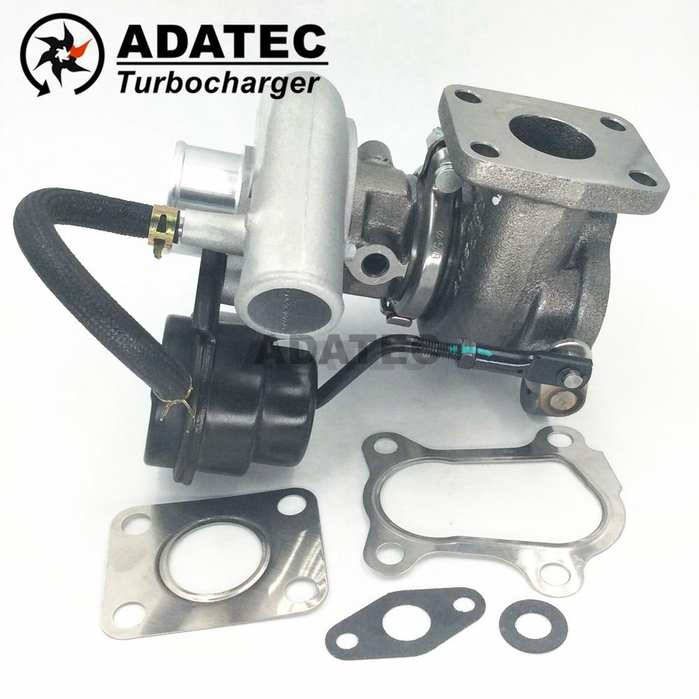 Turbocharger TD02 49173-02412 49173-02410 49173-02401 28231-27000 2823127000 Turbolader For Hyundai Elantra 2.0 CRDi 113 HP D4EA