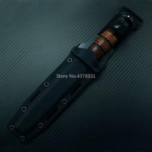 حافظة سكاكين كيديكس للسكين التكتيكي 1217 مزودة بشريط من النايلون