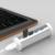 Nova Chegada 4 Portas USB 3.0 Hub, Prémio de Metal Fosco Shell Hub USB 5 Super Speed 5gbps (Prata)