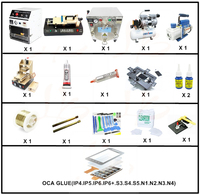 LY Универсальный ЖК сепаратор OCA Пакет D для apple и samsung мобильный экран ремонт машины