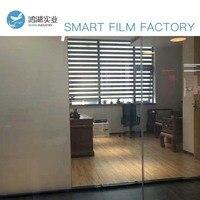 Sunice 1345x1460 мм белый Цвет индивидуальные конфиденциальности Magic фильм здание окно оттенок Магия умный фильм с Питание