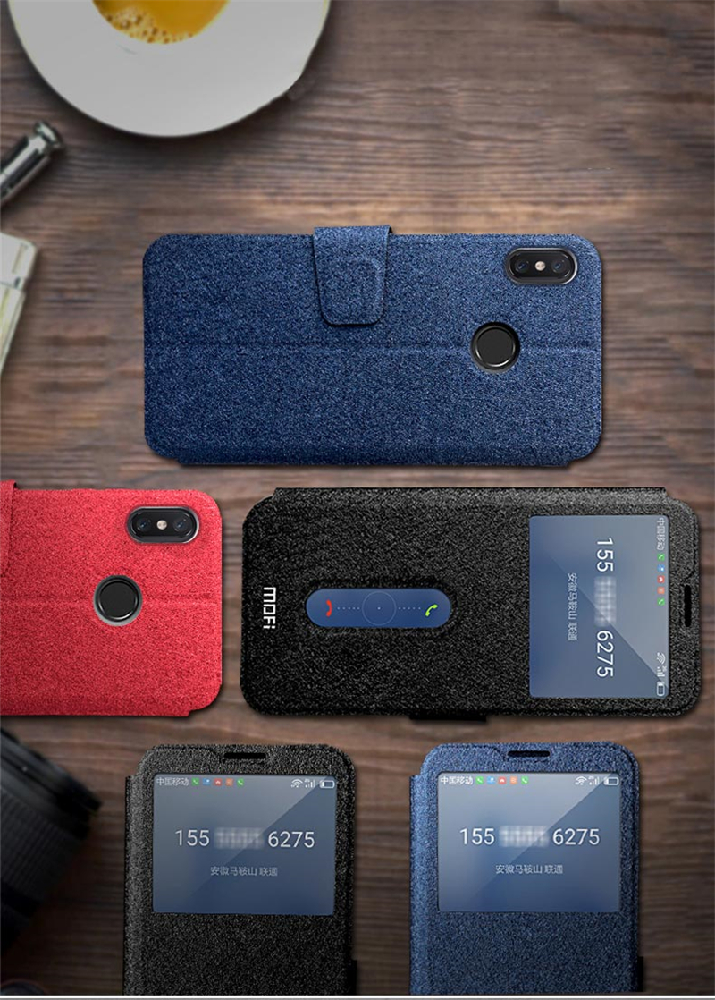 Mofi for Xiaomi mi8 case mi 8 lite cover  (8)