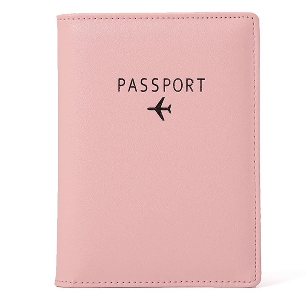 Travel Wallet Holder Document-Organizer Tri-Fold Passport Maison Fabre Credit-Card Multi-Function