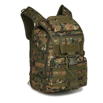 Fishing Tackle Backpack Large Waterproof Tackle Camping Hiking Trekking Sport Travel Rucksacks Bag Option 4 Storage Trays Box