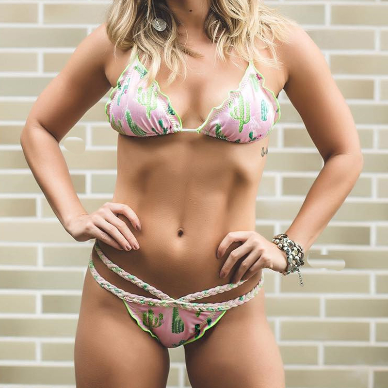 sexy girl wear bikini and sex