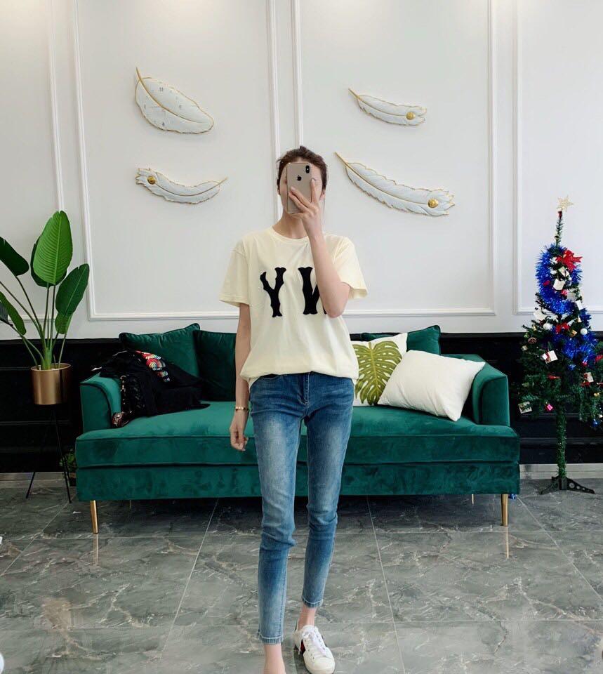shirts Luxe Style Piste Partie T Haut Mode Femme Femmes De amp; Vêtements 2019 Design Al01171 Européenne Pour npwgqvxgY