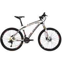 BEIOU Carbon 26 Inch Mountain Bike 17 Frame LTWOO 30 Speed Hardtail MTB Toray T700 Fiber