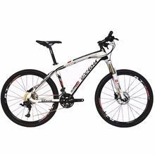BEIOU węgla 26-Cal rower górski 17 rama LTWOO 30 prędkości Hardtail MTB Toray T700 włókna Ultralight 13 kg CB083 tanie tanio Ze stopu aluminium ze stopu aluminium Z włókna węglowego 15 kg 1 33 Ropy naftowej i gazu widelec (sprężystości powietrza olej tłumienia)