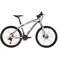 BEIOU Carbon 26 Inch Mountain Bike 17 Frame LTWOO 30 Speed Hardtail MTB Toray T700 Fiber