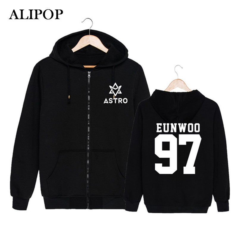 VXO 2017 KPOP JINJIN astro all member name printing t shirt