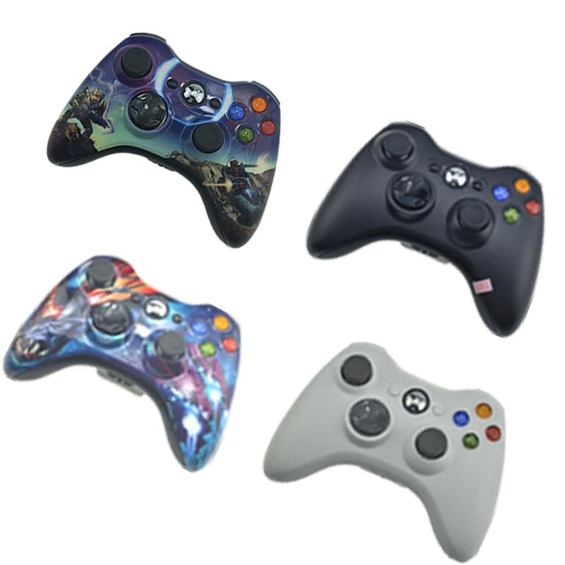 Wireless Controller Per Microsoft Xbox 360 Computer PC Gamepad Controller Controle Mando Per Xbox 360 Joypad Joystick