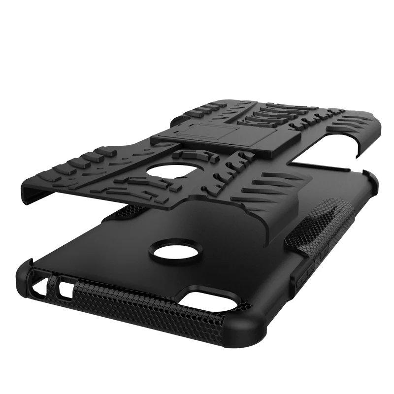 Xiaomi Mi MAX Case TPU- ի և PC- ի կրկնակի զրահապատ - Բջջային հեռախոսի պարագաներ և պահեստամասեր - Լուսանկար 5