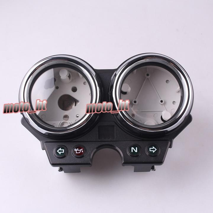 цена на Speedometer Tachometer tacho gauge Instruments Case Cover For HONDA Hornet 600 1998 1999 2000 Motorcycle Parts