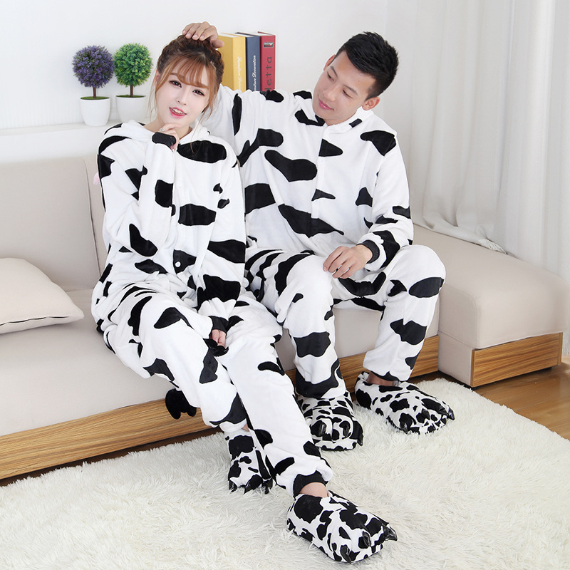 cow onesies for adult kigurumi