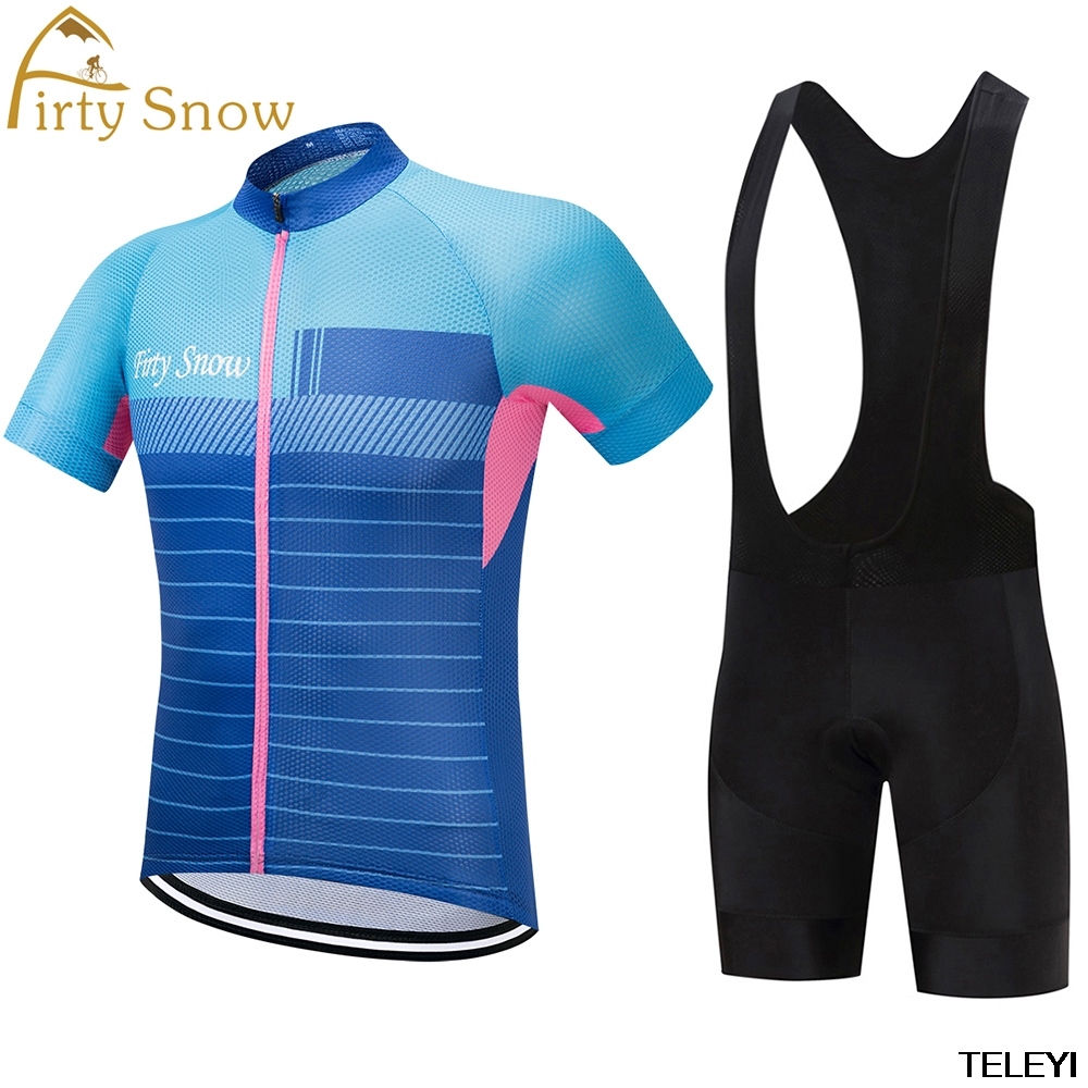 Men Summer  Firty snow Team Short Sleeve Ropa Ciclismo Maillot Bike Clothes Cycling Jersey Quick Dry Breathable Bycicle Clothing malciklo team cycling jerseys women breathable quick dry ropa ciclismo short sleeve bike clothes cycling clothing sportswear