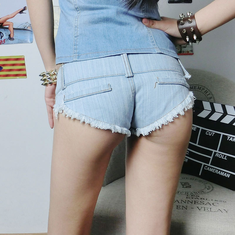 Cut Off Jean Shorts Womens - Trendy Clothes
