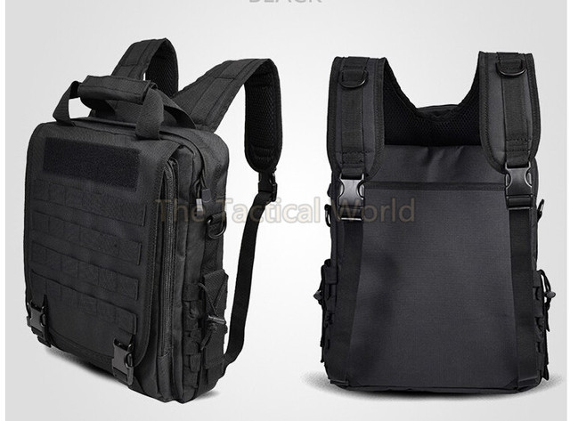 14 Men S Military Tactical Laptop Backpack Bags Waterproof Hiking Camping Molle Backpacks Outdoor Tablet