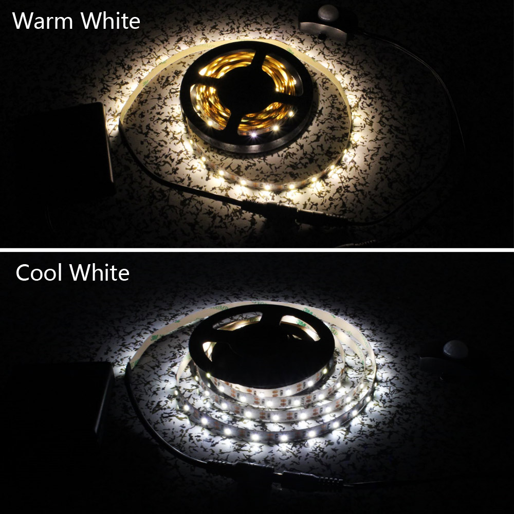 Tiras de Led m 2 m levou fita Led Color : Warm White/cool White/red/blue/yellow/green