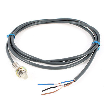 E2E-X2ME1 2mm NPN Normal Open Inductive Sensor Proximity Switch DC 12-24V tca 2050a 50mm approach inductive sensor proximity switch ac 90 250v