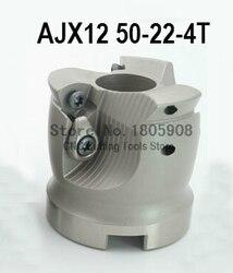 Darmowe zakupy AJX12 50-22-4T twarzy Frez czołowy wiertła płaskie obróbki zgrubnej do cięcia  frezowanie CNC do cięcia