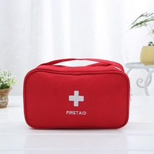 Multifunction First Aid Kit Travel Accessories Portable Storage Medicine Bag  Outdoor Travel Handbag Classification Pill Kit