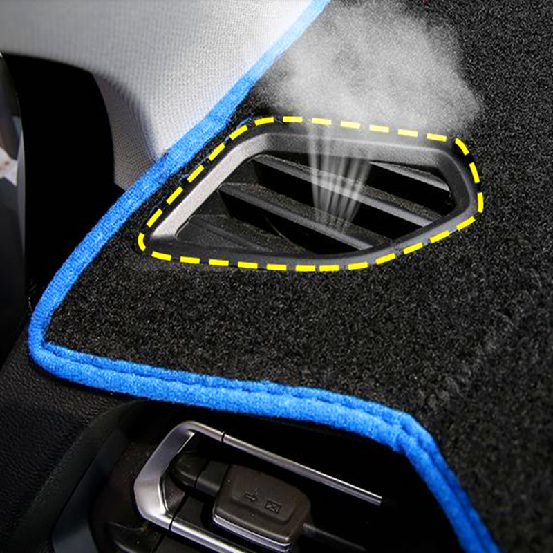Image 5 - Car Dashboard Cover Dash Mat For Toyota Crown 2004 2005 2006 2007 2008 Auto Sun Shade Mat Pad Carpet DashBoard Car Styling-in Car Anti-dirty Pad from Automobiles & Motorcycles