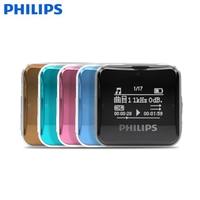 PHILIPS SA2208 Original Sports MP3 Music Player With 8GB 0 9 Screen Display High Quality Lossless