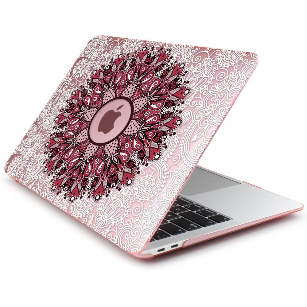 Mandala Print Case for MacBook 79