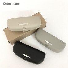 Cotochsun стайлинга автомобилей Солнцезащитный козырек футляр для очков для HAVAL все модели H3 H5 H6 H7 H8 H9 H8 M4 SC C30 C50