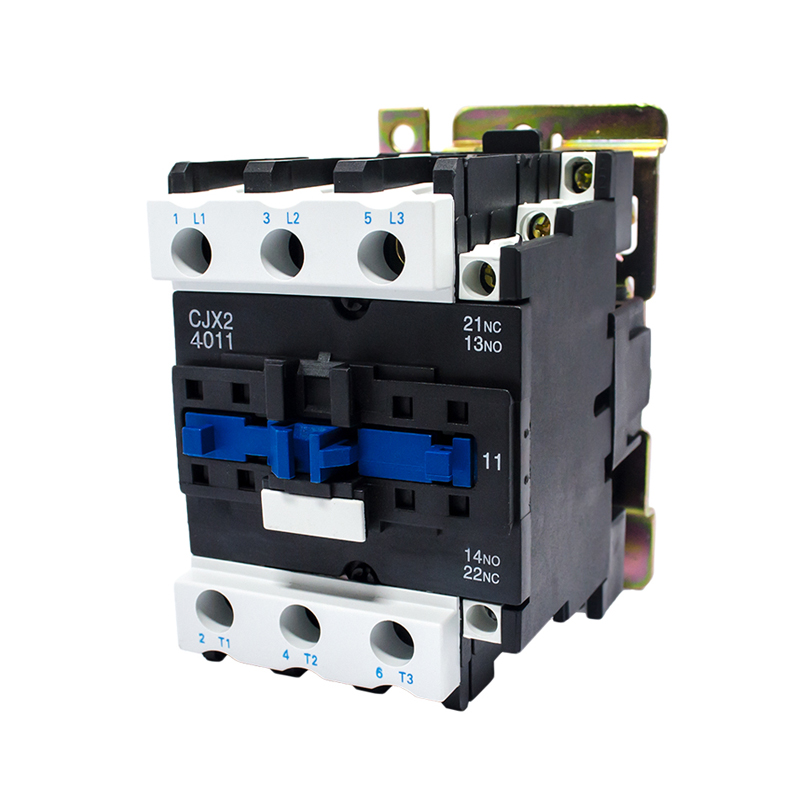 CJX2-4011 LC1 AC Contactor  40A NO 3-Phase DIN Rail Mount Electric Power Contactor 24V 36V 110V 220V 380V