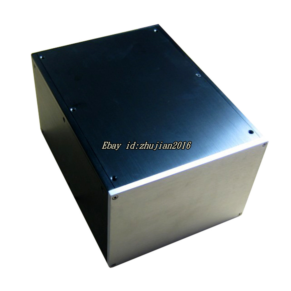 Number 3 Multi-purpose aluminum chassis Isolate the power box size 231.5*170*311mm