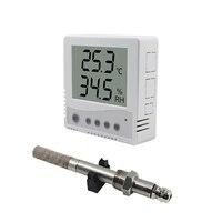 Lcd 디스플레이 0 5V 0 10V 4 20mA 토양 24v 온실 냉동고 온도 센서 습도 컨트롤러|홈 자동화 모듈|   -