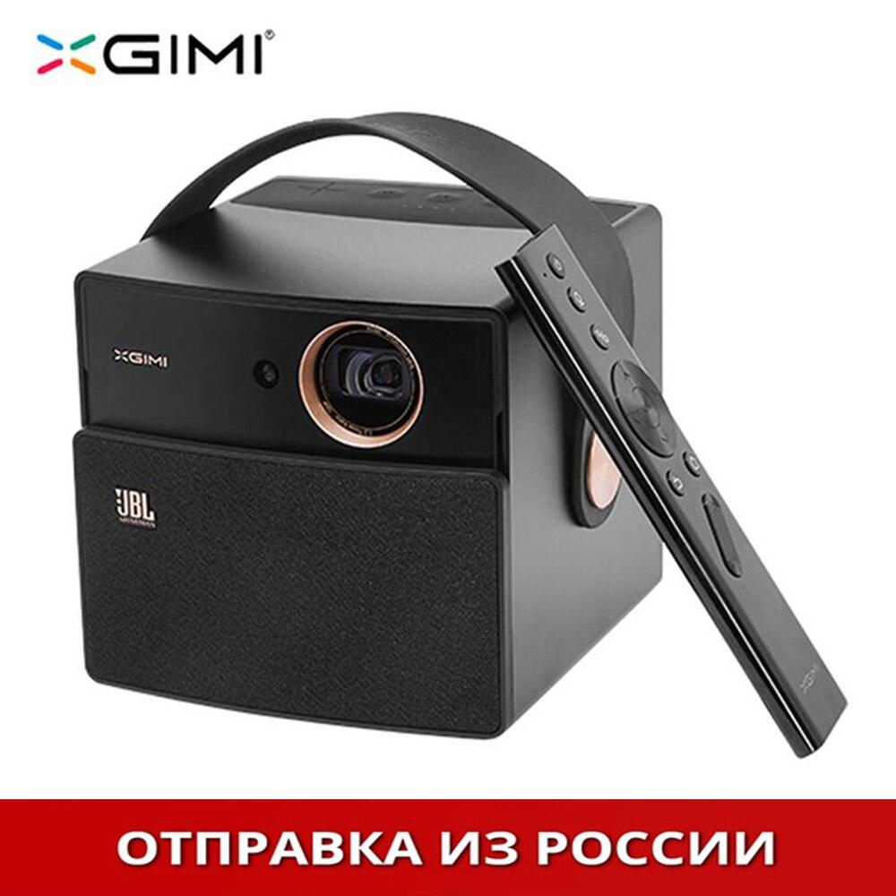 Noir XGIMI CC Aurora Projecteur DLP Home Cinéma Android Soutien Portable 3D 4 k HD Vidéo Avec Batterie Vidéo projecteur