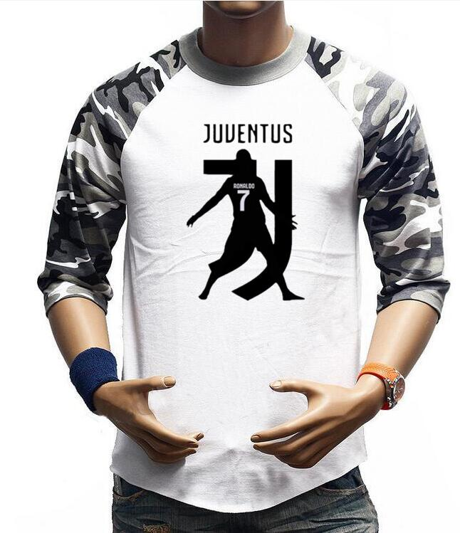 c5c4910e213 New 2018 Mens Juventus Cr7 Name Cristiano Ronaldo 7 T-Shirt Women Short  Sleeve O Neck T Shirts for Juventus Fans Gift