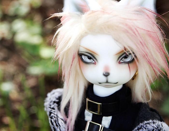 SuDoll fox Creature model 1 4 resin bjd body model hot sale
