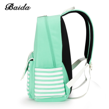 Fashion School Backpacks for Teenage Girls Canvas Women Laptop Back Pack Female Cute Japan and Korean Style Backpack Travel Bags 1