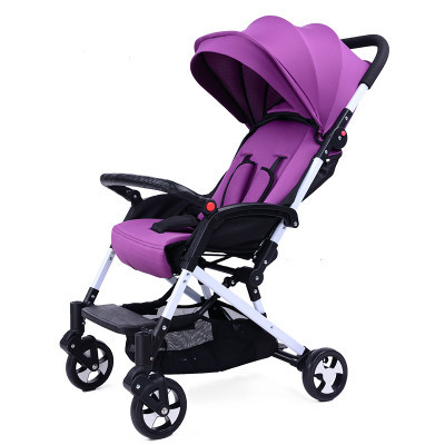 Stroller ultra light summer baby baby can sit can lie folding umbrellas driver strollers